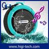 HIGI 2015 shenzhen factoryy hot sale waterproof bluetooth speaker HGC06 for washing room,outside