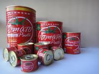 Dried tomato paste and Sterilized Processing Type tomato paste factory China's tomato