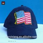 costure patch bordado bandeira para o chapéu