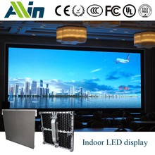 Indoor P2.5 HD china hot led wall top quality rgb video message led display