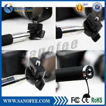 Hot selling extendable hand held selfie monopod stick
