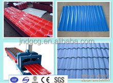 zinc corrugated roofing sheet prices /Color coated galvanized corrugated steel sheet /wave tile for roofing system