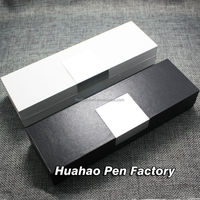 Fashionable design cardboard pen gift box pen packaging box wrapping for pen box