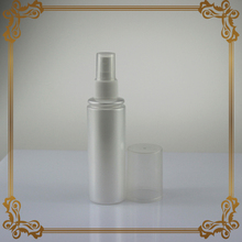 Clear Plastic PET lotion bottle plastic cosmetic bottle make up bottle
