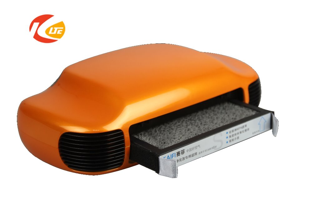 Usb Air Purifier Product ~ Usb car air cleaner in automobile shape design buy