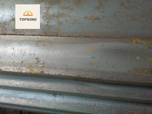 TP 228 construction steel used bar hot rolled spring steel carbon flat bar
