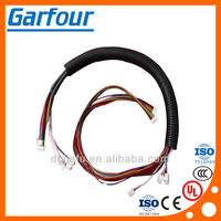 China supplier custom automobile and truck housing electric cable assembly