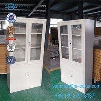 hot selling furniture factory steel medical instrument cupboard for hospitals