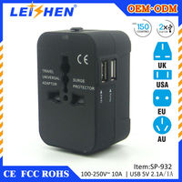For Samsung Charger/AC Adapter/Home Charger with uninversal socket and AU EU UK US Plugs