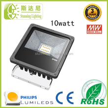 2015 New style Led Flood Light 10w with die-cast Aluminum Material