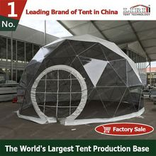 New Geodesic Dome Tent for Outdoor Events