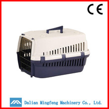 High quality plastic portable dog kennels