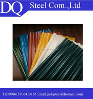 Galvanized Zinc Type Colored Stone Coated Metal roof sheet prices