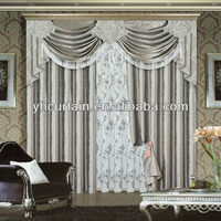 blackout luxury hotel curtain new design in 2013