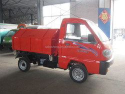 Auto electric wast collection Van