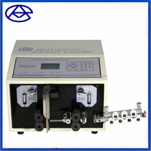 Cable manufacturing equipment, cable wire making machine, Automatic copper wire cutting and stripper stripping machine