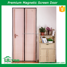 bug screen door magnetic mesh
