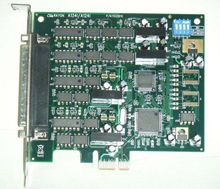 A134I Ground isolated RS422,RS485 PCIe card