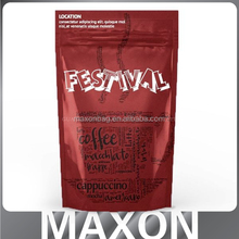 "8"" x 50' commercial grade vacuum sealer with zipper high quality pet food bag,food bag"