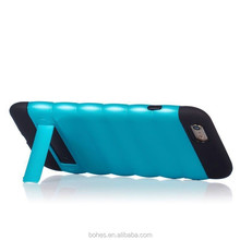 New product body armor 2 in 1 combo case for iphone 6