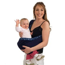 Top Quality New born Infant Baby Cradle Pouch Ring Sling Sling Carrier