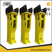Best quality hydraulic breaker attachment, striker hydraulic breaker manufacturer