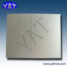 China Manufacturers muscovite plate come from YAT