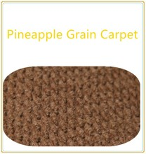 All kinds of High Quality Pineapple Grain Carpets for Hotel, office, Home; Logo Mat, Artificial Grass Manufactory