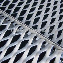 ISO galvanizado ampliado malla metálica para las calzadas