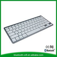 2015 New product Ultra Thin Wireless Keyboard, Bluetooth Keyboard with USB Port