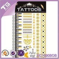 Decorative Stickers For Furniture,Temporary Laser Tattoo Sticker,Bubble Gum Tattoo Paper