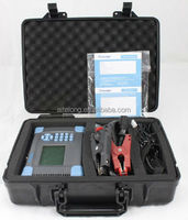 3 seconds finished test lead acid battery impedance analyzer