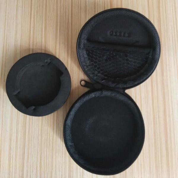 Custom EVA hard case headphone with foam