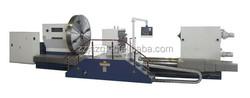 CNC wheel lathe cutting machine CK6163