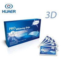 FDA & CE approved 3D Teeth Whitening Strips better than crest teeth whitening strips
