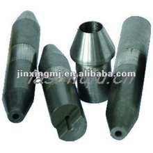 Gas-proctection welding rod mold