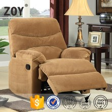 Hot Sale America Style Modern Single Fabric Multifunctional Recliner Sofa furniture For Sale With ZOY Cheap Price 91490-51