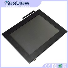 """Brand Intel CPU 12.1"""" Inch LCD Industrial PC Touchscreen All in One 12 computer"""