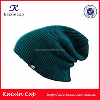 wholesale alibaba made in chinacustomize high quality 100% wool acrylic cute crochet beanie hat with braid