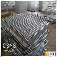 ms drain grating/stainless steel floor drain grate/mild steel grate and frame