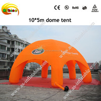 Latest and cheap giant inflatable dome tent with good quality