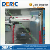 Cleaning Equipment Automatic Car Wash Machine Price Low with One-touch Operation