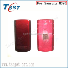 Cheap High Quality Battery Door For Samsung M320 , For Samsung M320 Back Cover Battery Housing