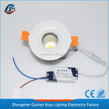 3 inch 4 inch fog aging led light downlight with driver