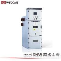 KYN28 Metal Enclosed Panel Board MV 12kv switchgear cabinet