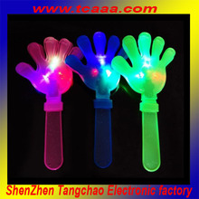 Led flashing hand clap hand stick for cheering