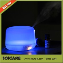 soft and warm night light indonesian essential oils, colorful led olive essential oil, ABS+PP orchid essential oil