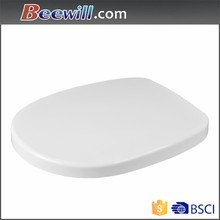 UF material toilet seat soft close
