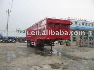 Camión juego semirremolque semirremolque CLW9280GXY
