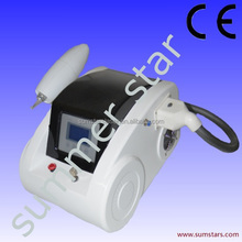 Alibaba Express Summer Star Efficient Q switch laser tattoo removal equipment